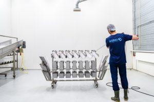 verpakking hygiene en innovatie